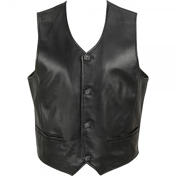 Sheep Leather Vest