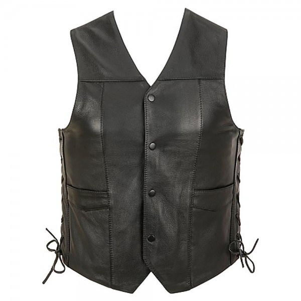Gali Leather Vest
