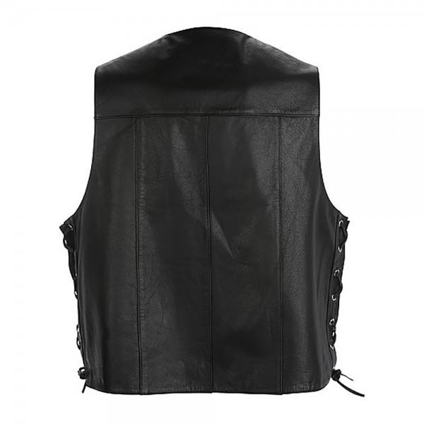 Mild Leather Vest