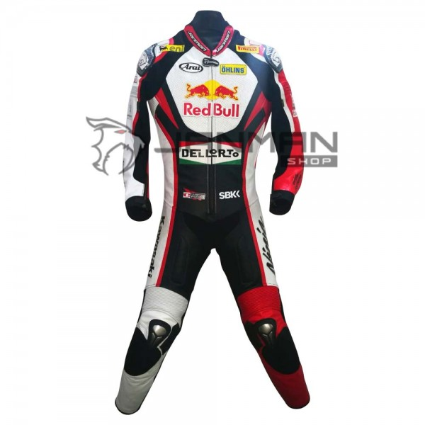 Leather Motorbike Suit-01