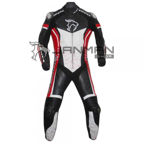 Leather Motorbike Suit-03
