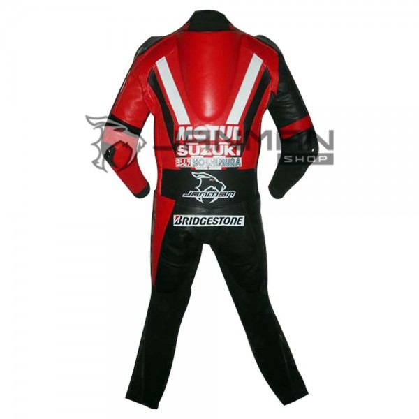 Leather Motorbike Suit-04