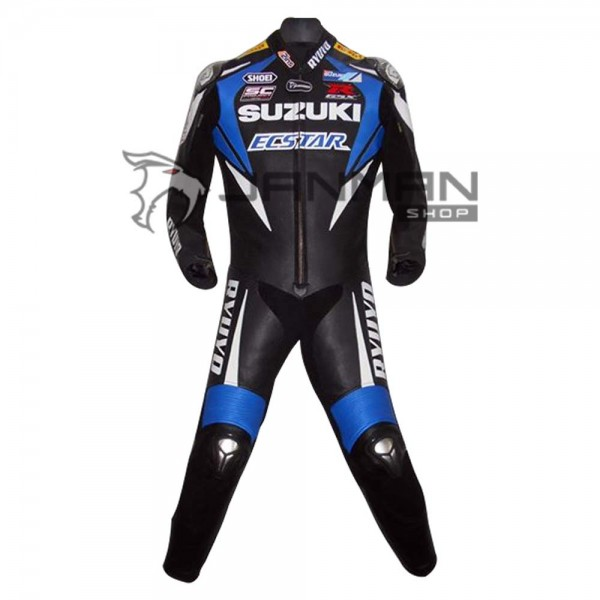 Leather Motorbike Suit-05