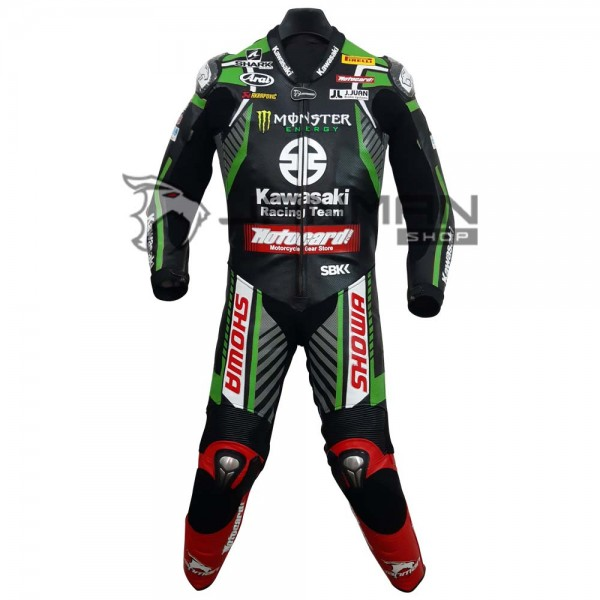 Leather Motorbike Suit-06