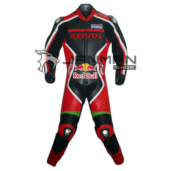Leather Motorbike Suit-10
