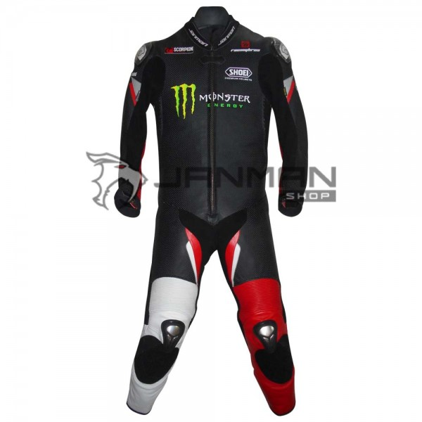 Leather Motorbike Suit-11