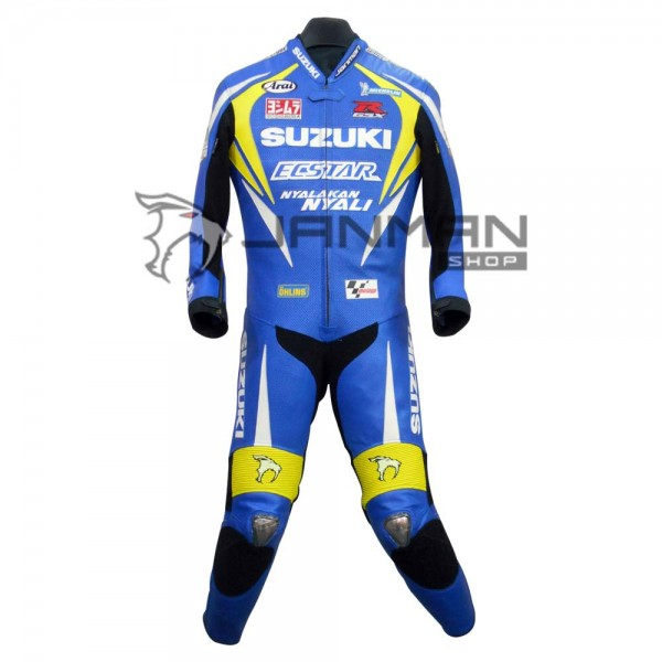 Leather Motorbike Suit-13
