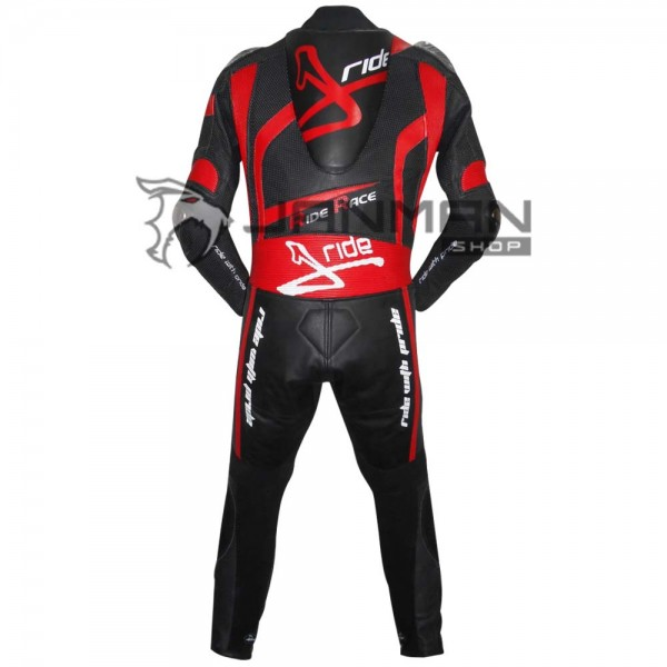 Leather Motorbike Suit-14