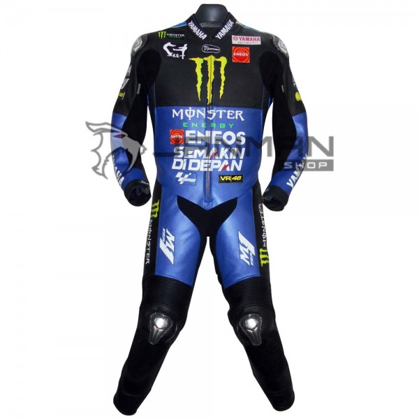 Leather Motorbike Suit-16