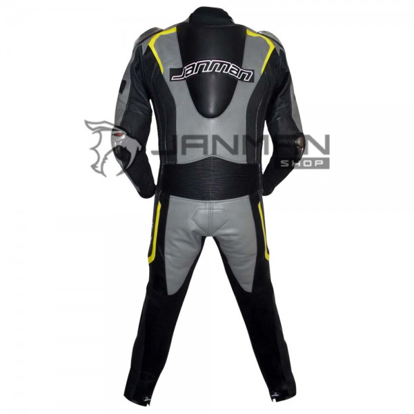 Leather Motorbike Suit-17