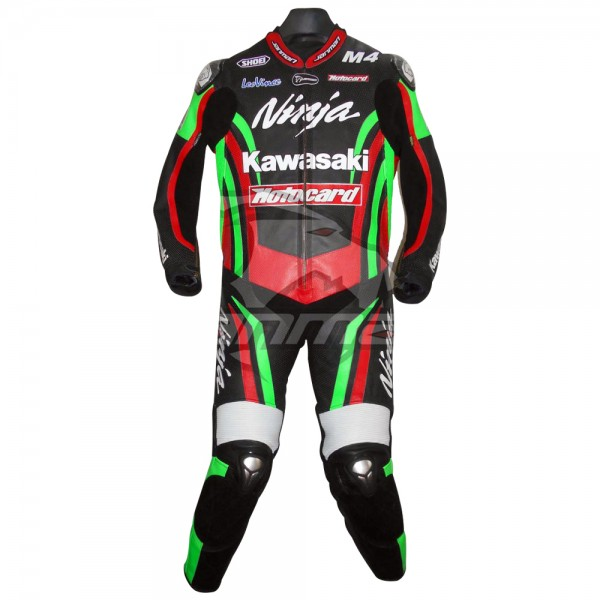 Leather Motorbike Suit-20