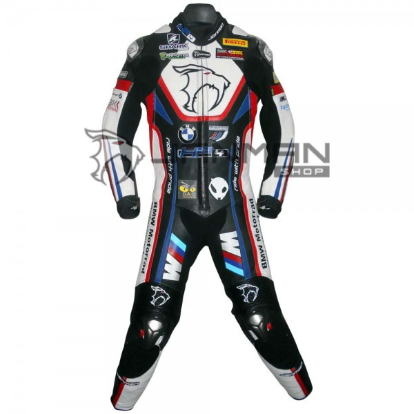 Leather Motorbike Suit-21