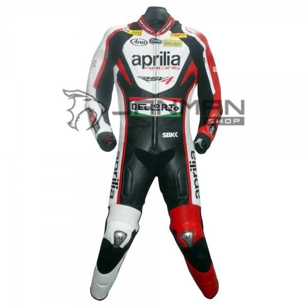 Leather Motorbike Suit-24