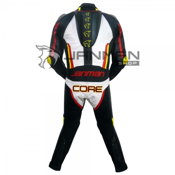 Leather Motorbike Suit-26