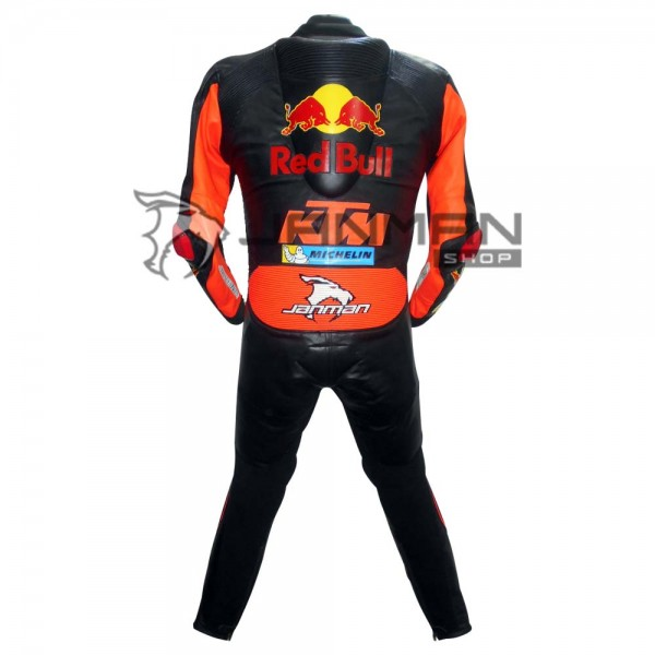 Leather Motorbike Suit-28