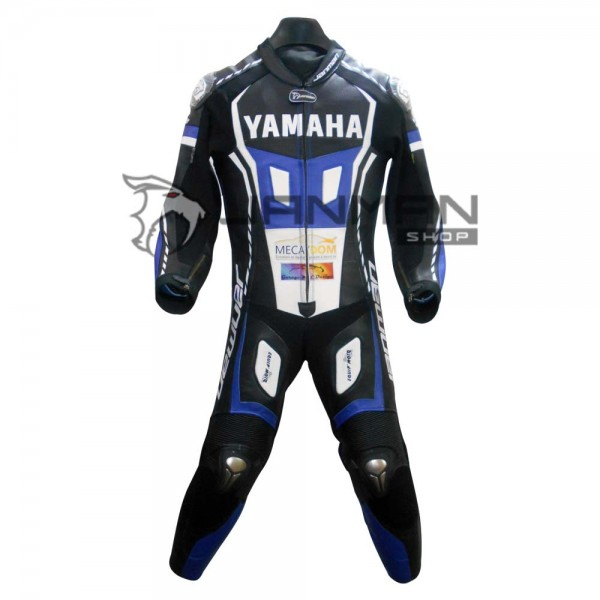 Leather Motorbike Suit-29