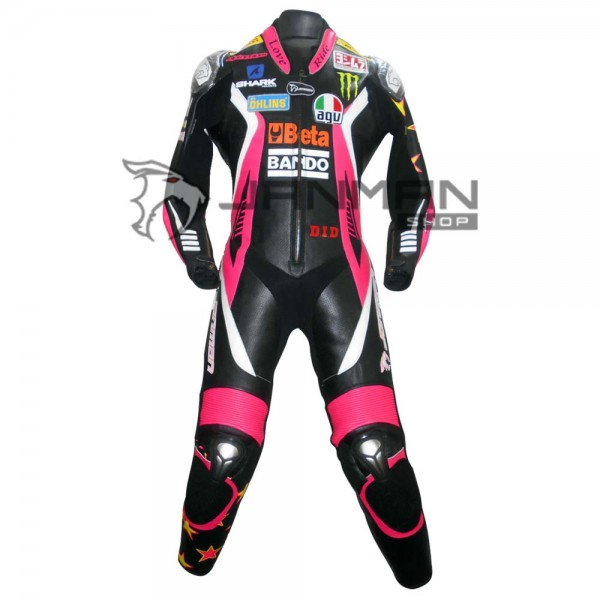 Leather Motorbike Suit-30