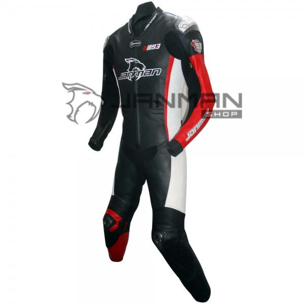 Leather Motorbike Suit-31