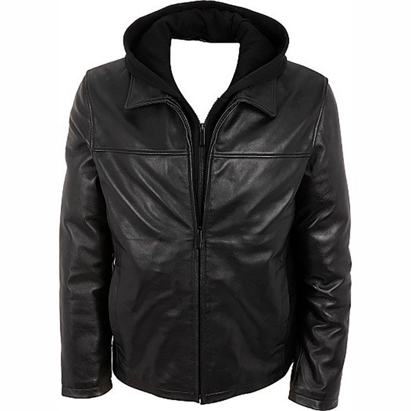 Big & Tall Leather Fashion & Casual Jack