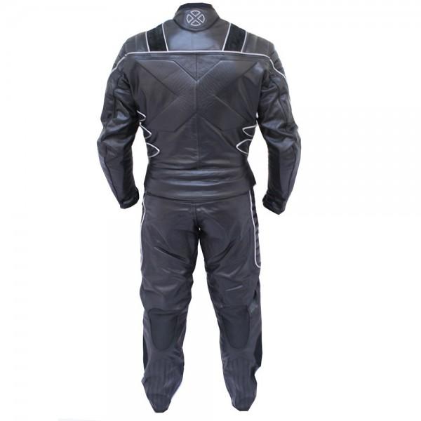 X-MEN Motorbike Leather Suit 2-PC