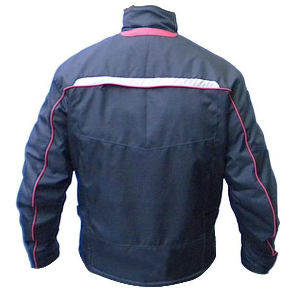 Dark Motorbike textile Jacket