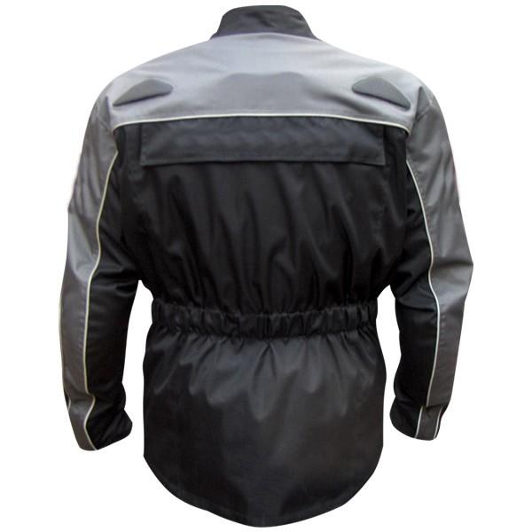 Saki Motorbike Cordura Textile Jacket