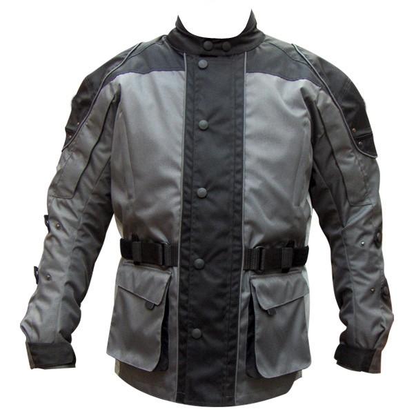 Discover Motorbike Cordura Textile Jacket
